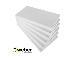 Топлоизолация webertherm EPS-F Полистерол 1000x500x10 mm
